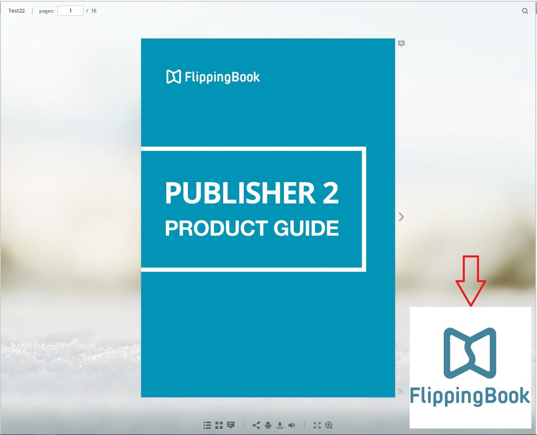How do I make a transparent background logo?   FlippingBook