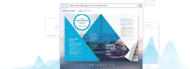 Digital Publishing Solution | FlippingBook