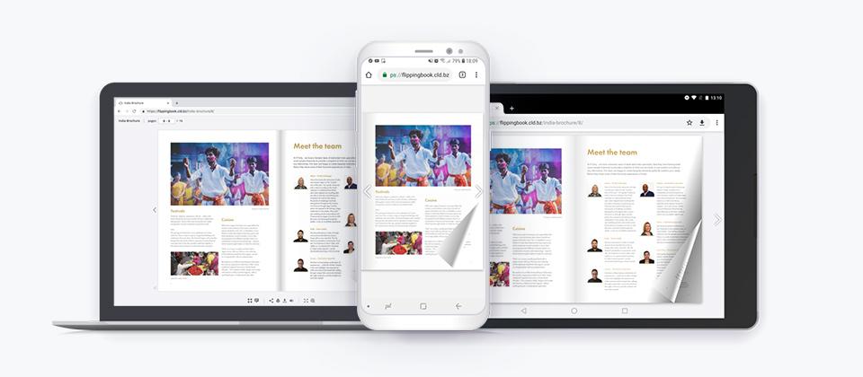 Online Flipbook Creator | PDF to HTML5 | FlippingBook