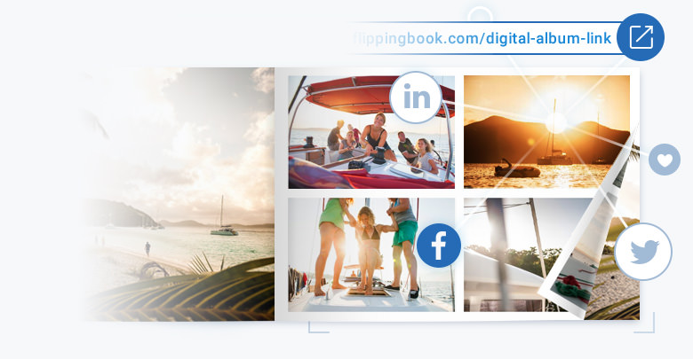 Online Photo Album | FlippingBook