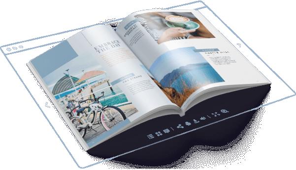 Easy Digital Magazine Maker Flippingbook