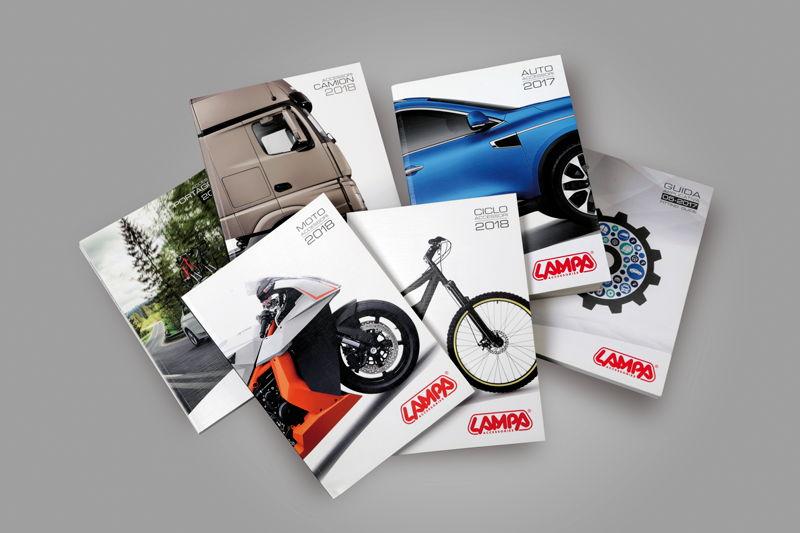 Lampa magazines