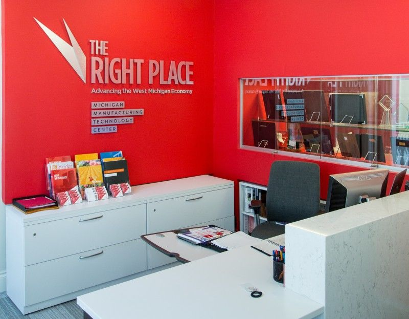 the right place office