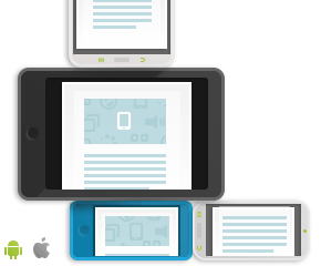 Mobile-Ready   HTML5 support